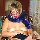 Amateur mature chubby masturbating