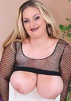 Milky white soft boos for a thorough tit fuck