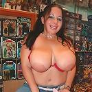 Big Tits FFM 3some